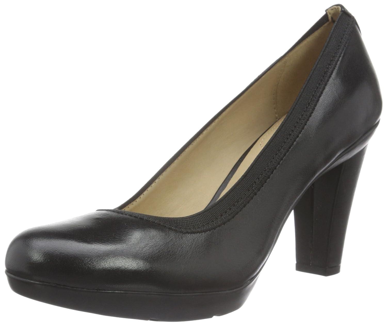 Geox D Inspiration A, Zapatos de Tacón para Mujer