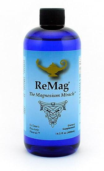Amazon.com: ReMag, Magnesio líquido pico ió ...