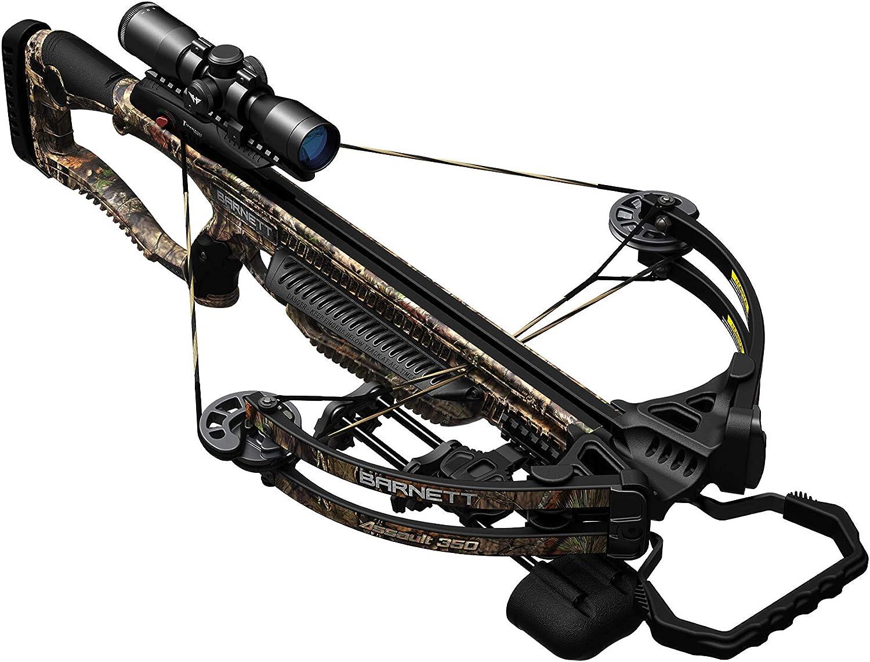 Barnett Assault 350 Crossbow|350 Feet Per Second