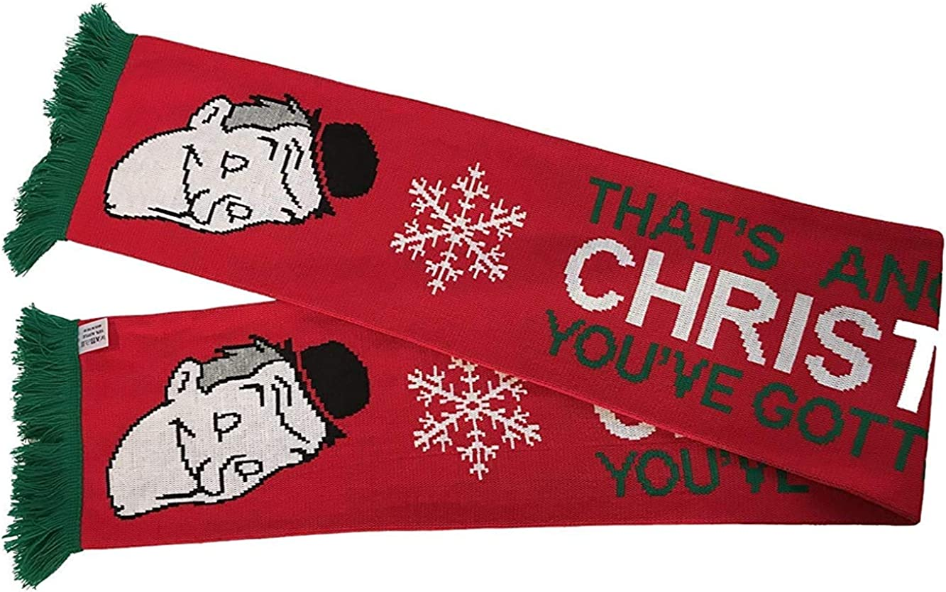 - Christmas - Official Scarf Portrait Laurel And Hardy Stan /& Ollie