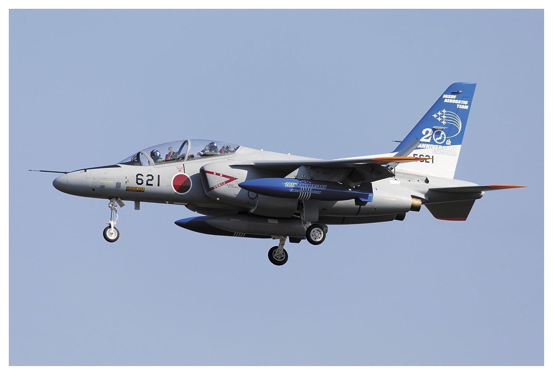 1/48 航空自衛隊 川崎 T-4 11th SQ ブルーインパルス創隊20周年記念 プラモデル 07438