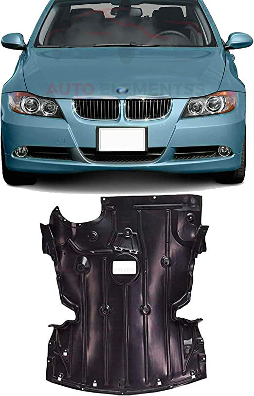 Garage-Pro Engine Splash Shield for BMW 3-SERIES 2006-2013 Under Cover AWD Coupe//Sedan//Wagon