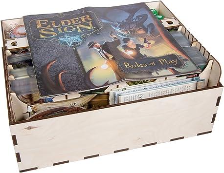 The Broken Token Arkham Museum Crate for Elder Sign New