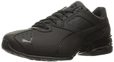 PUMA Men's Tazon 6 Fracture FM Cross-Trainer Shoe, Puma Black, ...