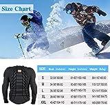 BenKen Skiing Anti-Collision Sports Shirts Ultra