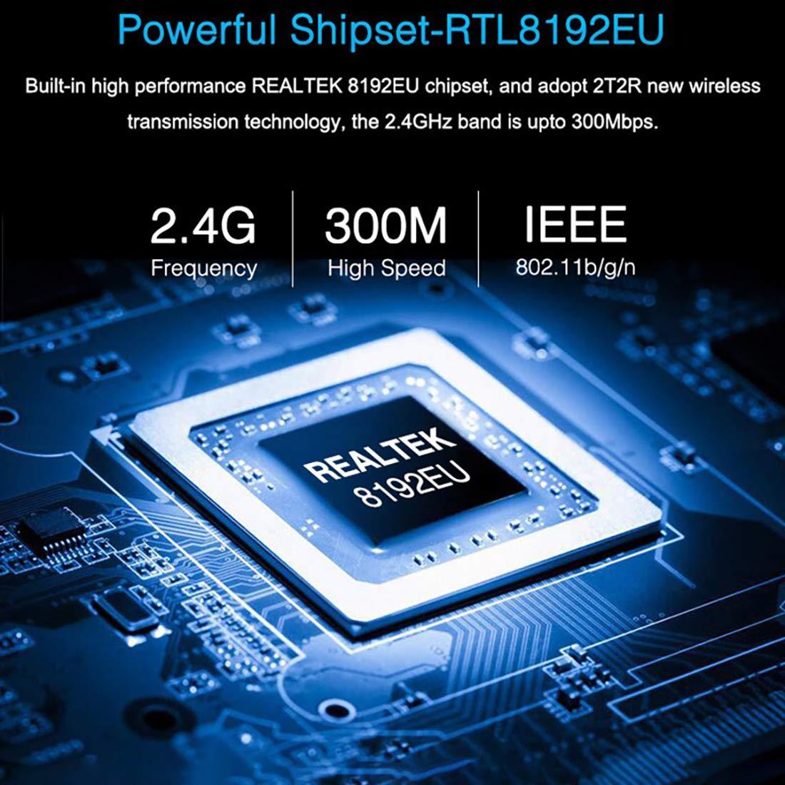 8192eu Chipset