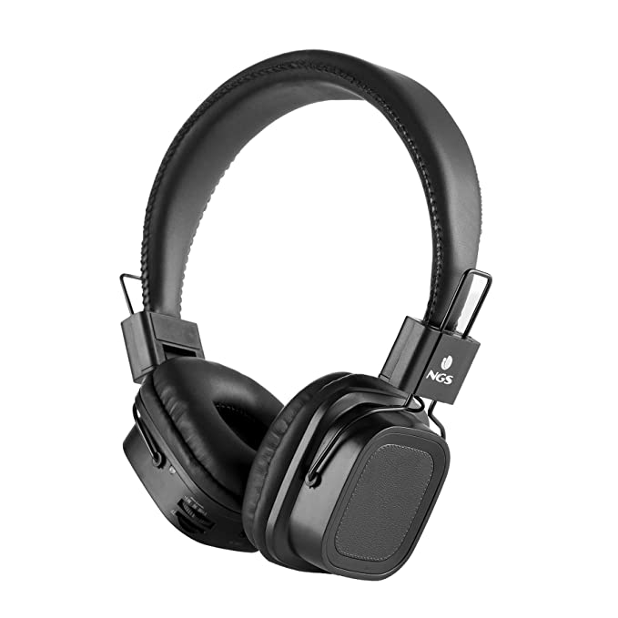 NGS Auricular Diadema Artica Jelly Black - Estereo - Microfono Integrado - 20Hz-20Khz - Bluetooth+EDR - Ranura SD - USB - Manos Libres: Amazon.es: ...