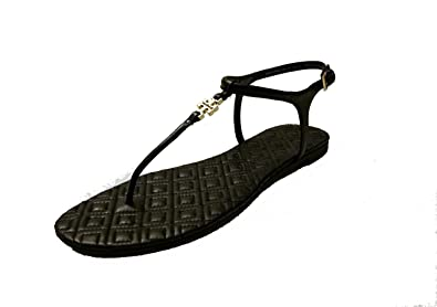 10317d6ad Image Unavailable. Image not available for. Color  Tory Burch Marion  Quilted Sandal ...