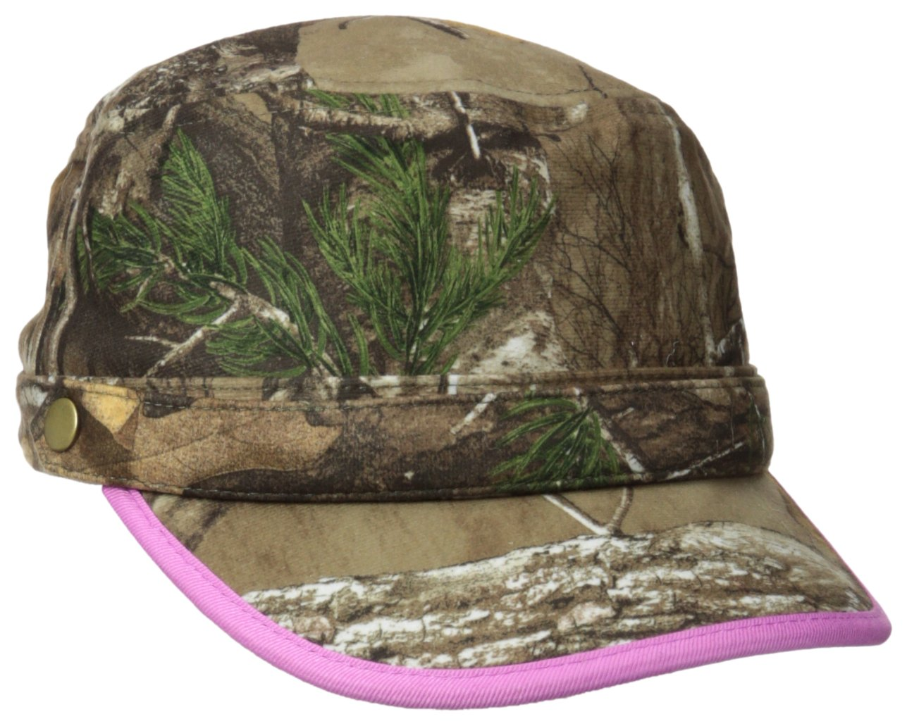 Scent-Lok Women's Microfleece Cadet Cap, Realtree Xtra, One Size Fits Most