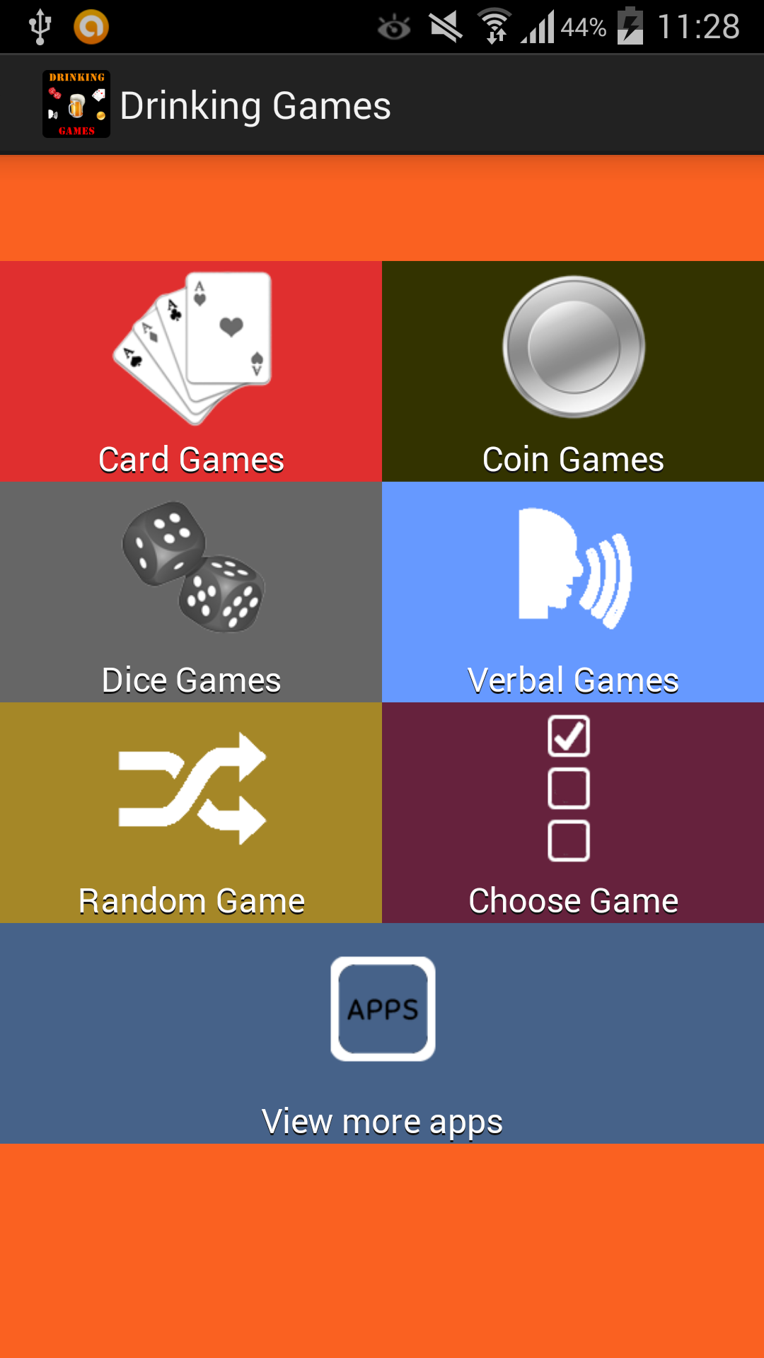 Amazon com: Drinking Games: Appstore for Android
