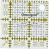 Dritz Acrylic Omnigrid Quilter's Square-2-1/2-inch x 2-1/2-inch