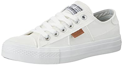 Dockers by Gerli 40th201-790500, Zapatillas para Mujer, Blanco (Weiss 500), 39 EU: Amazon.es: Zapatos y complementos