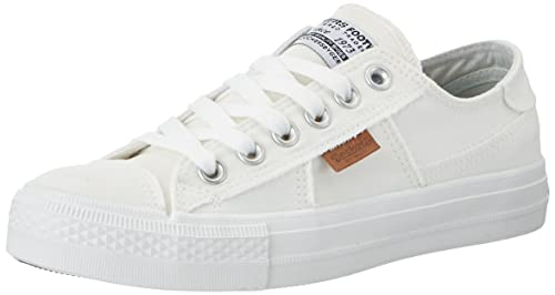 Womens 40th201-790500 Low-Top Sneakers, White Dockers by Gerli