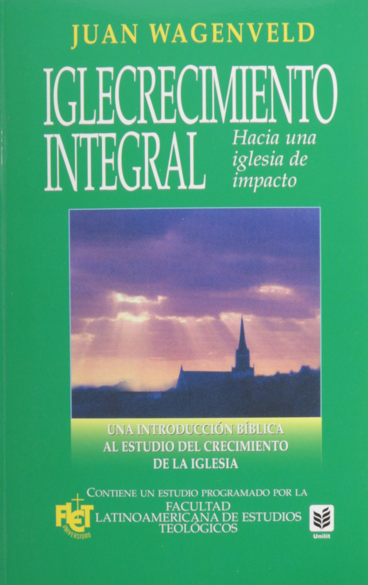 Read Online Iglecrecimiento Integral: Dynamic Church Growth (Spanish Edition) PDF