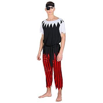 TecTake dressforfun Disfraz de Rey Pirata para Hombre | Incl ...