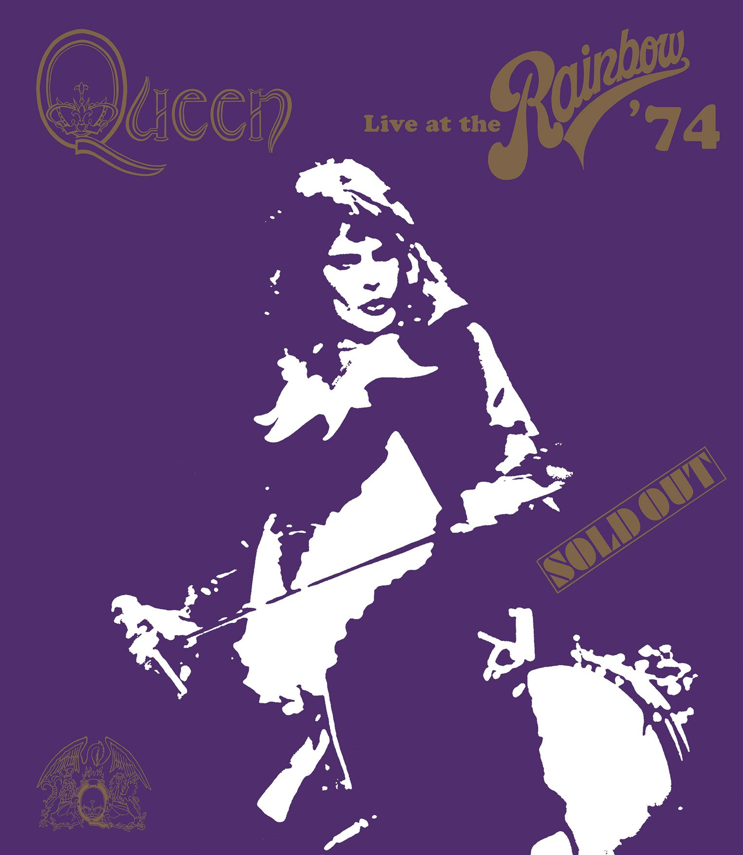 Live At The Rainbow '74 by Eagle Rock Entertain