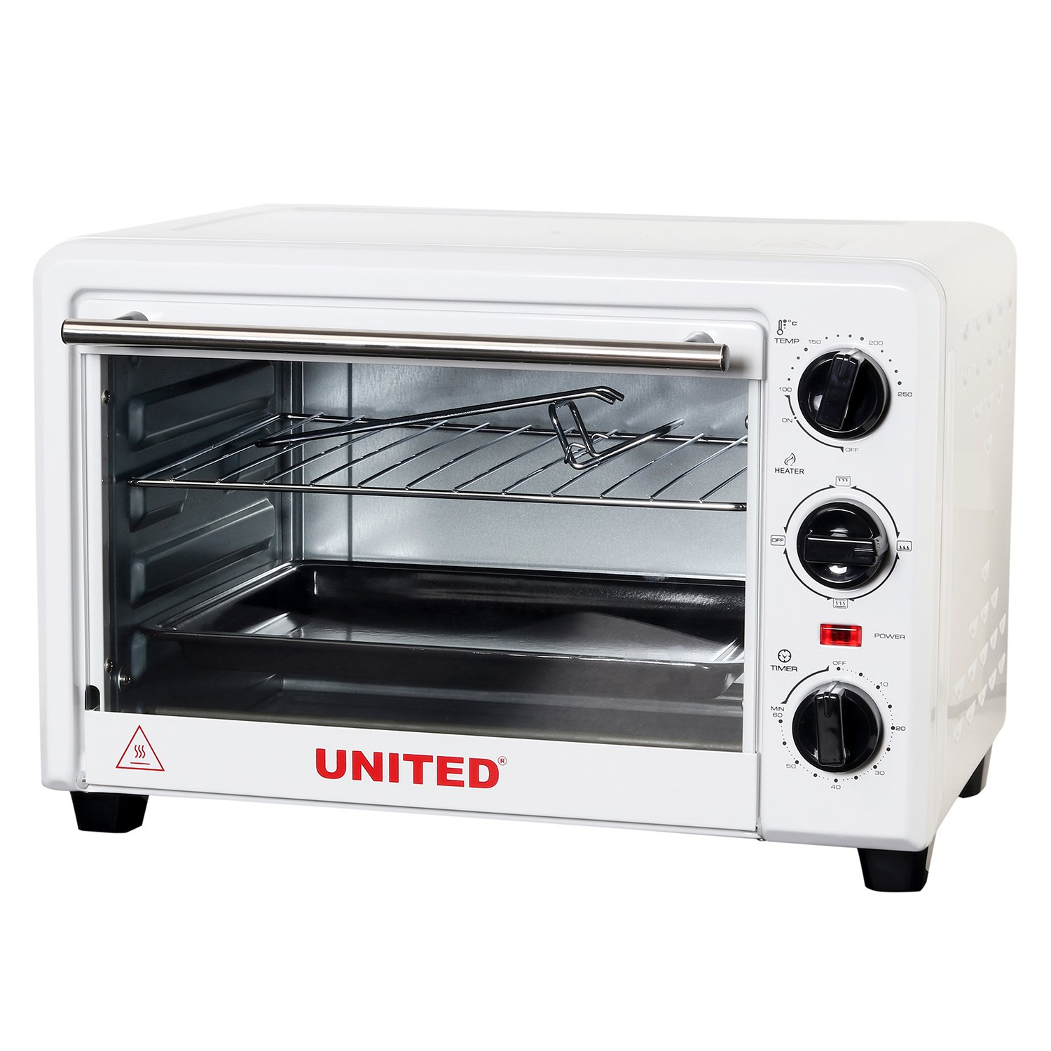 United UT-118 18L Oven Toaster Grill
