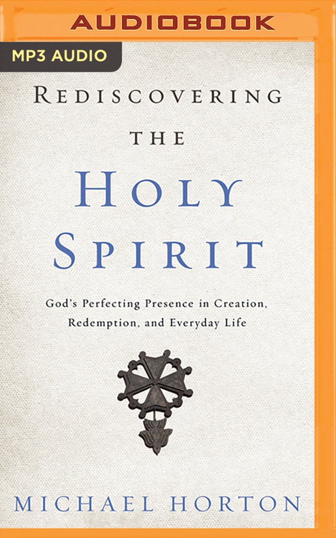 Rediscovering Holy Spirit Perfecting Redemption product image