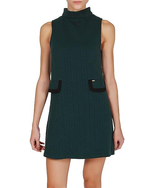 KLING - Vestido - para mujer verde verde XS