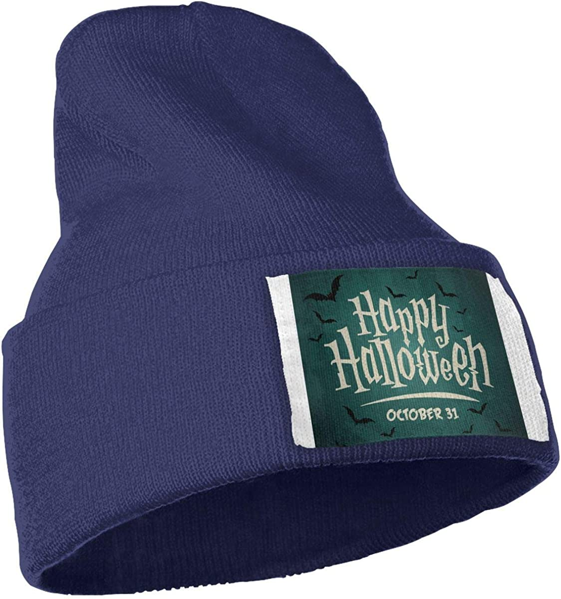 Halloween October 31 Beanie Cap Hat Men /& Women Knitting Hats Stretchy /& Soft Beanie