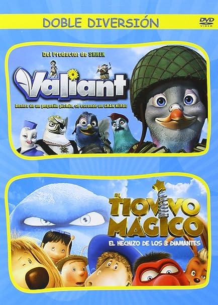 Duo Valiant + El Tio Vivo Magico [DVD]: Amazon.es: Animación, Gary Chapman, Dave Borthwick, Jean Duval, Frank ...