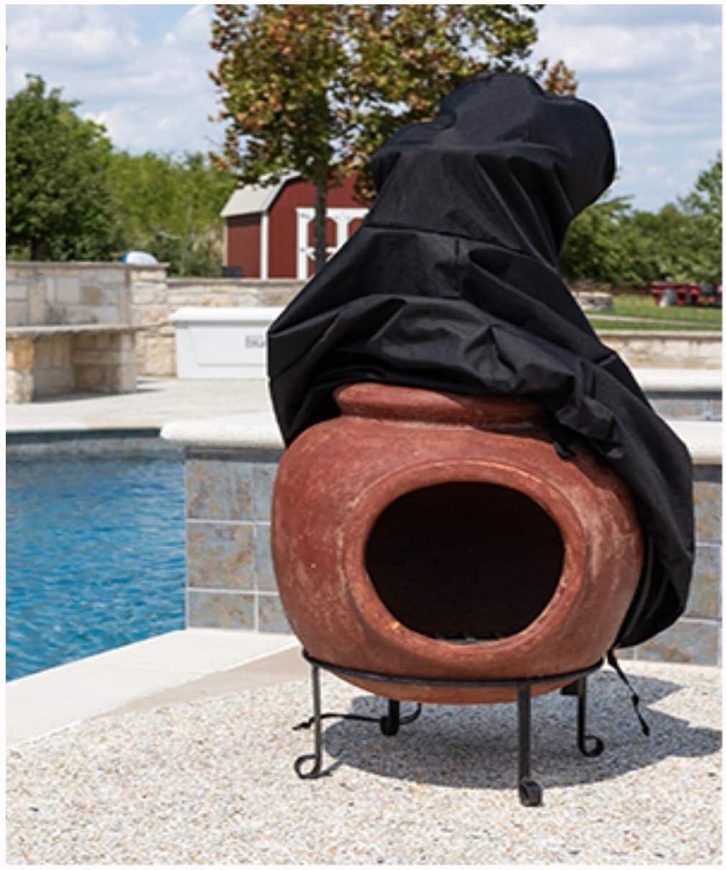 Cubierta de chimenea for barbacoa, protección solar impermeable al ...