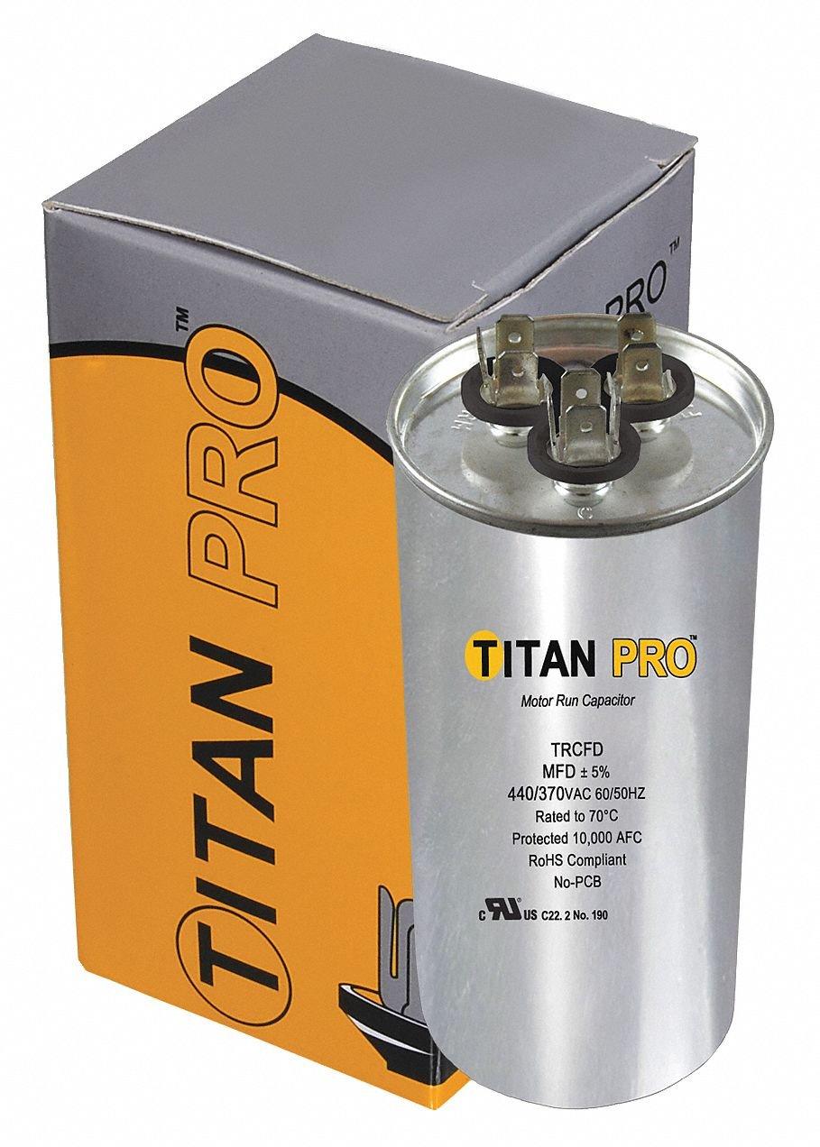 Condensador de arranque del motor 5UF de As Direct Ltd TM