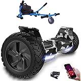 evercross 8 5 e balance 700w suv app elektro scooter e. Black Bedroom Furniture Sets. Home Design Ideas