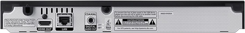 Certified Refurbished Samsung BD-JM51 Smart Blu-Ray Player 2015 Model
