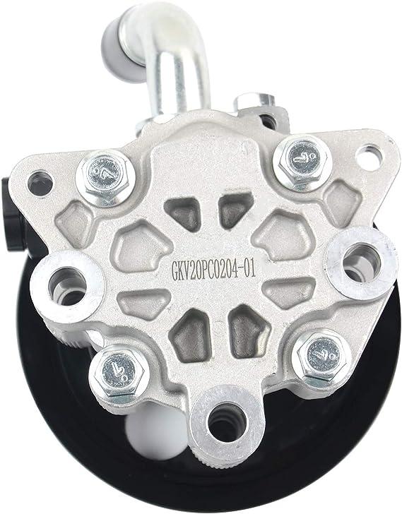 Power Steering Hydraulic Pump for Je ep Commander XK Grand Cherokee III WH WK EZB 5.7L V8 Utility 4-Door 52089883AD P52089883AD NEWZQ