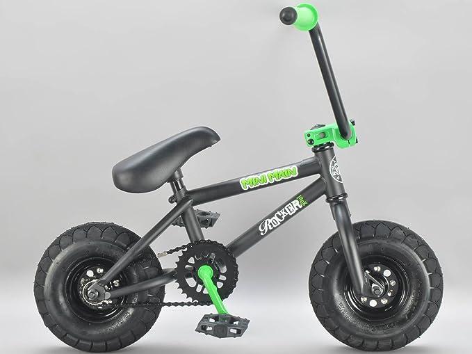 1 opinioni per Rocker BMX,mini bicicletta BMX iROK Metal Rocker
