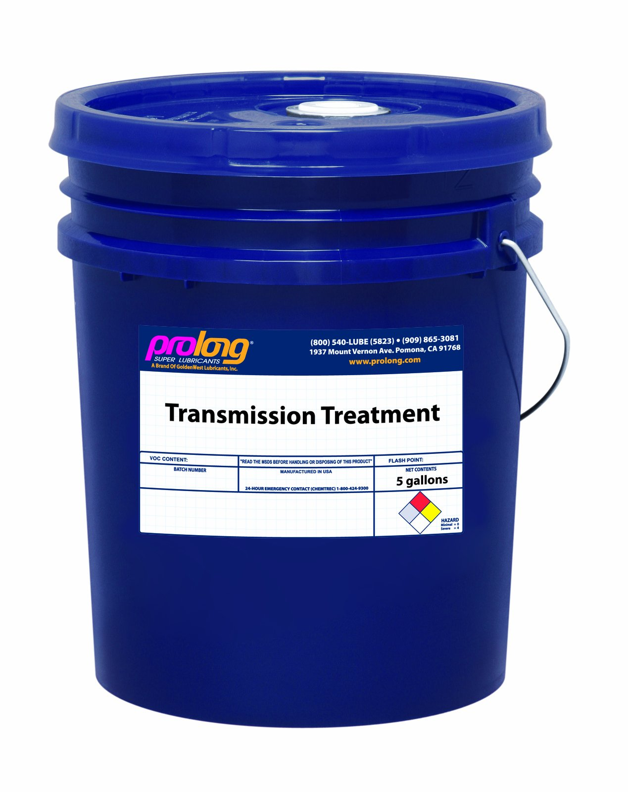 Prolong Super Lubricants PSL15225 Transmission Treatment - 5 Gallon