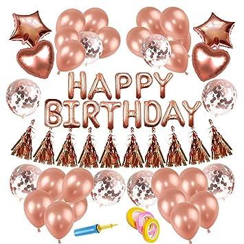 48 Decoraciones para Fiestas De Cumpleaños Que Incluyen Una ...