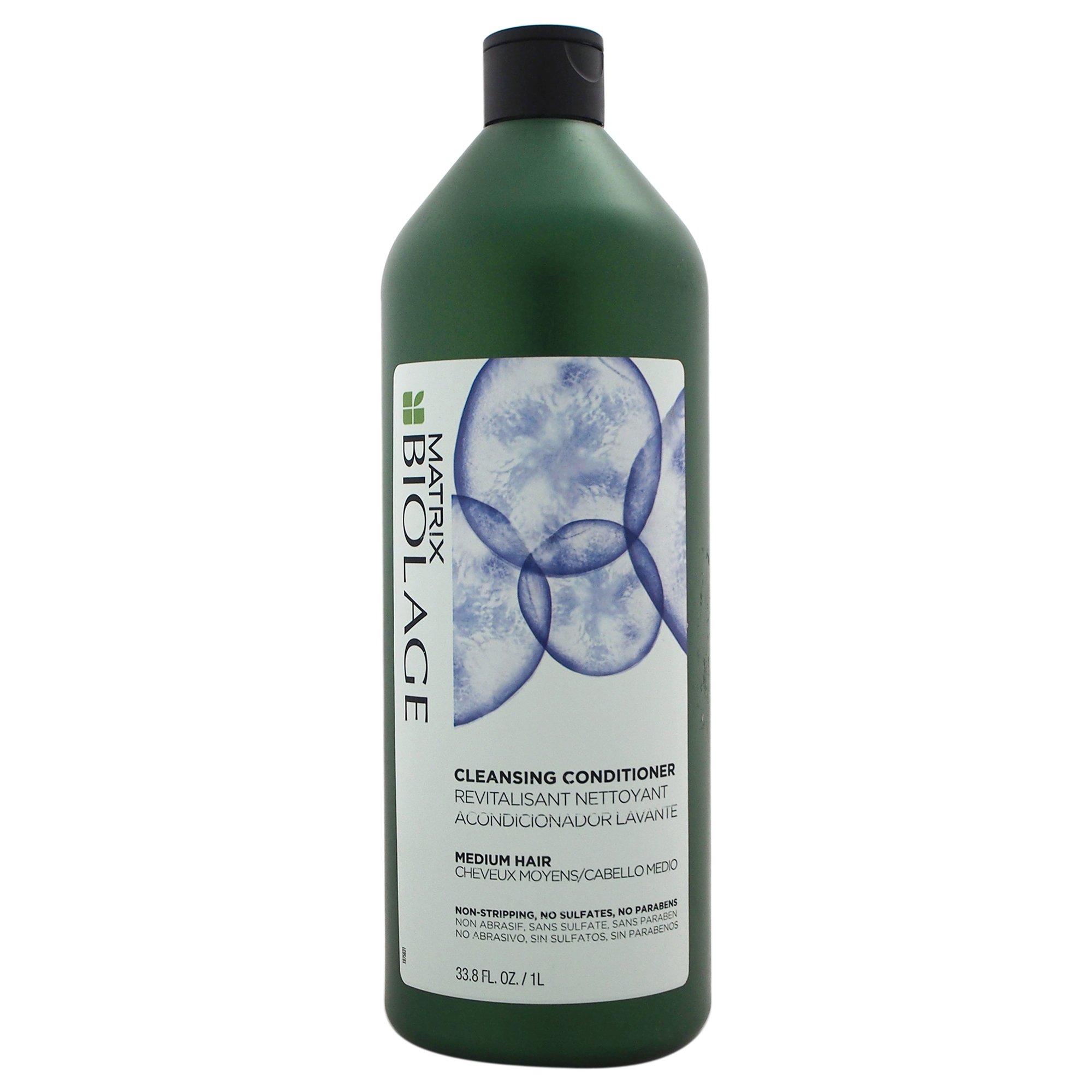 Matrix hair brush 4 - Matrix Biolage Cleansing Conditioner For Medium Hair 33 8 Ounce
