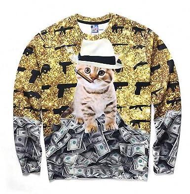 New 3d harajuku hoodies hip hop print sweatshirt fashion moleton masculino tracksuits sudaderas hombre hoodie 12