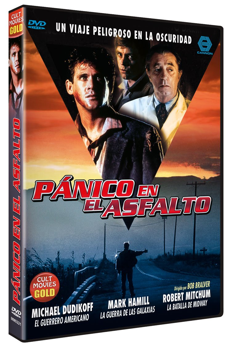 Amazon.com: Pánico en el asfalto -- Midnight Ride: Movies & TV