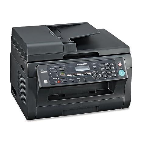 Amazon.com: 4-in-1 Laser Impresora, Escáner, Fax, LAN 4-in-1 ...
