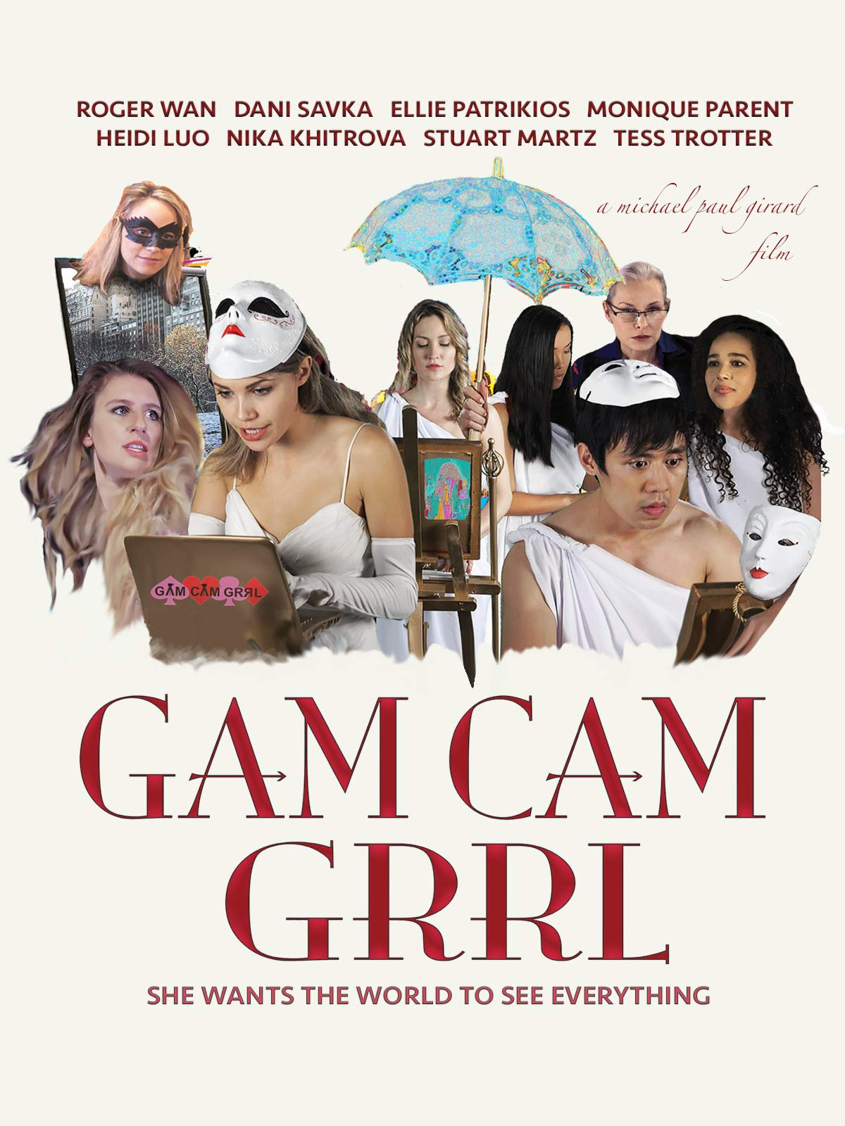 Gam Cam Grrl on Amazon Prime Video UK