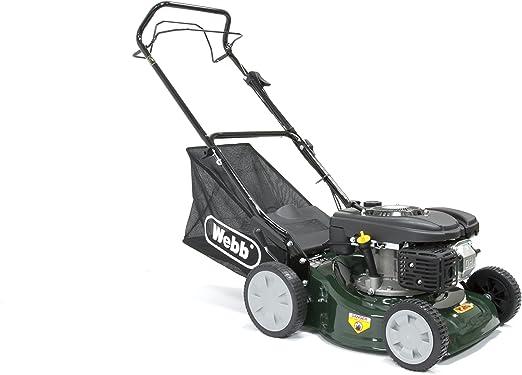 WEBB R41SP - Classic Self-propelled mower