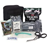 Ever Ready First Aid Meditac Tactical Trauma IFAK Kit with Trauma Pack Quickclot and Israeli Bandage in Molle Pouch…
