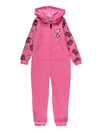 86868963e One Direction Hooded Onesie (10-11 Years (Fit Height 140-146cm ...