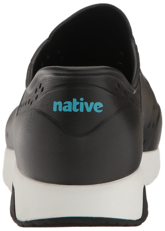 native Men's Lennox Water Shoe B01HQS8FUA 11 Men's M US|Jiffy Black/Shell White