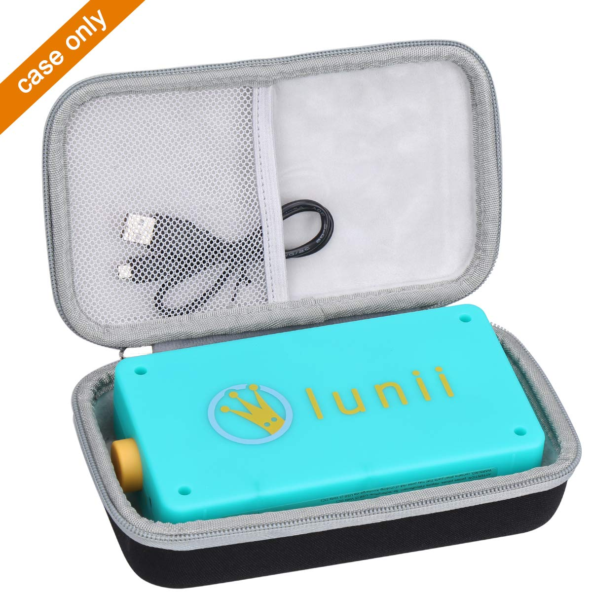 Aproca Hard Carry Travel Case Compatible with Lunii My Fabulous Storyteller by Aproca