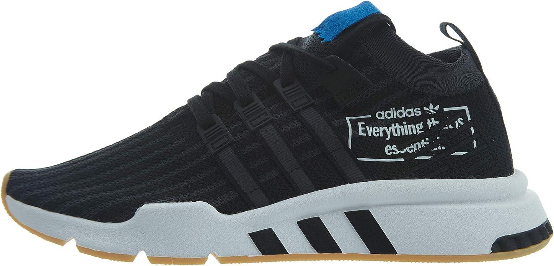 adidas eqt support mid adv negras