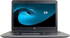 HP EliteBook 840 G1 14in Laptop, Core i5-4300U 1.9GHz, 8GB Ram, 256GB SSD, Windows 10 Pro 64bit (Renewed)