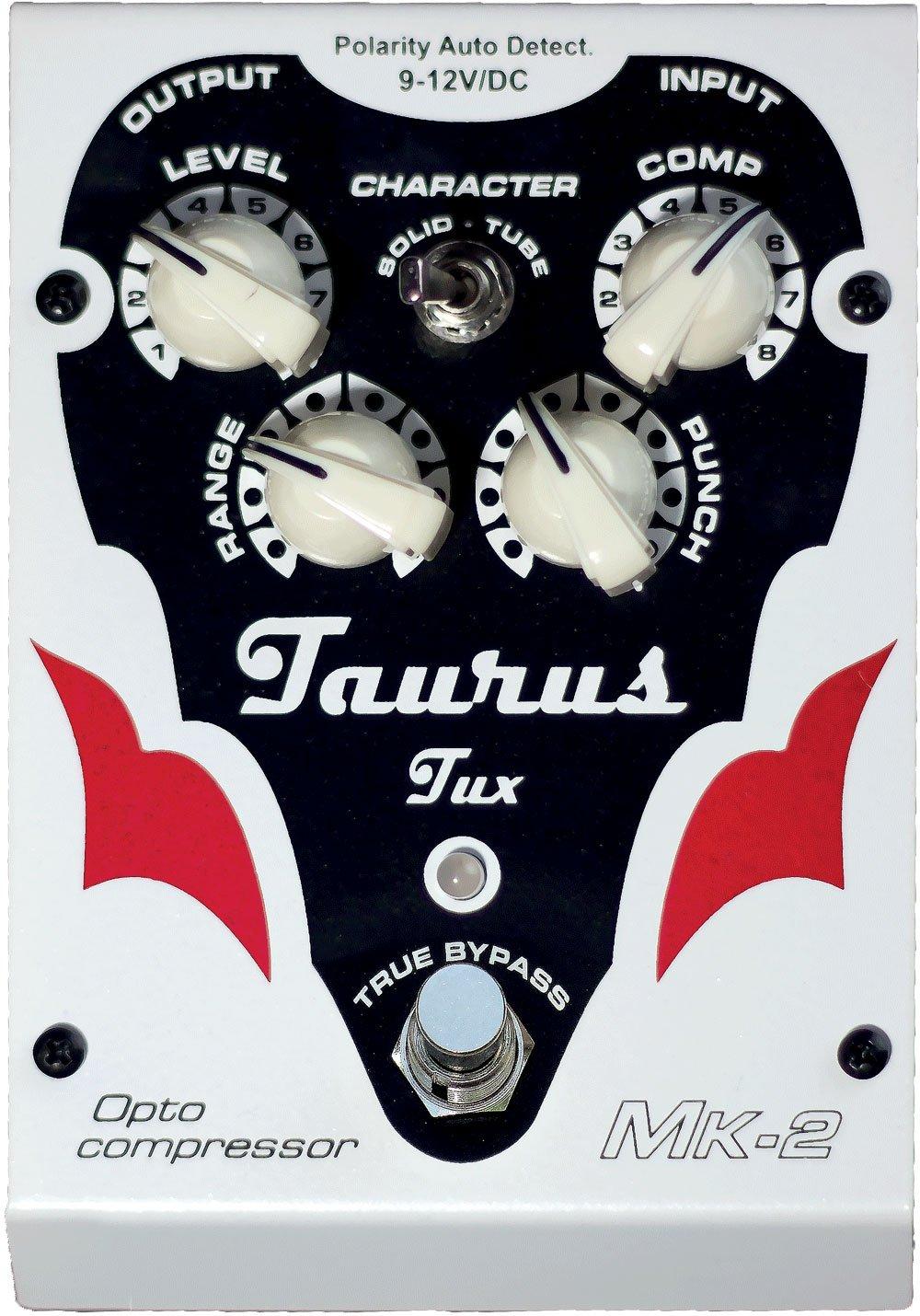 Taurus Tux - Compressor-Limiter Taurus Amp. Tux MK2