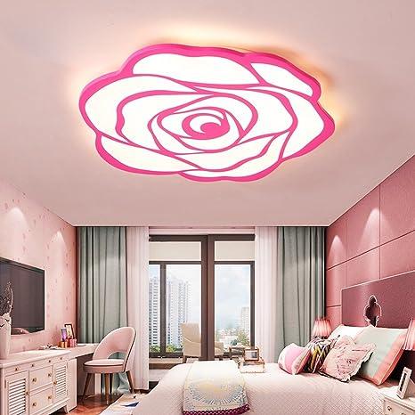 Cuarto Sala Lámpara de Techo Acogedor Romántico LED 17W ...