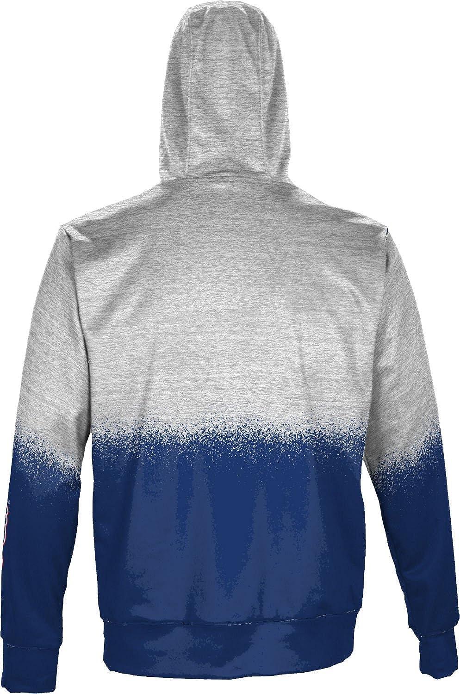 Spray Over ProSphere University of Tulsa Boys Full Zip Hoodie