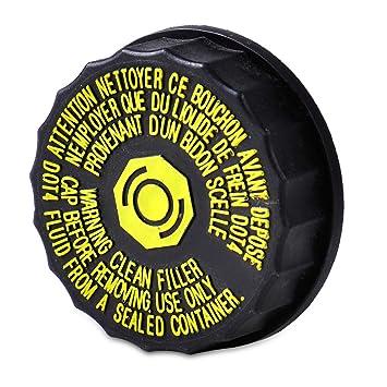 Depósito de líquido de frenos Tapón de la tapa del depósito: Amazon.es: Coche y moto