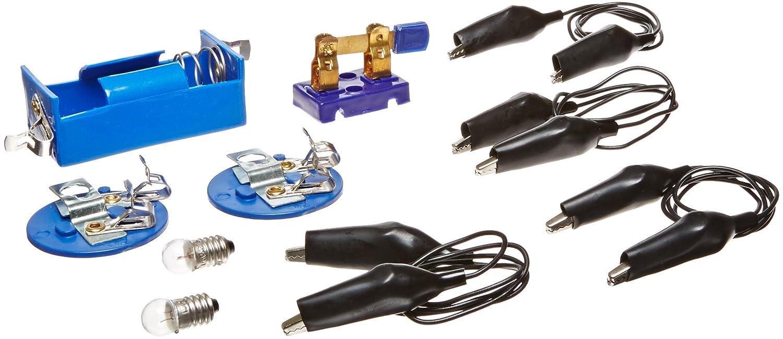 United Scientific CCK001 Create-A-Circuit Kit: Science Lab Physics ...
